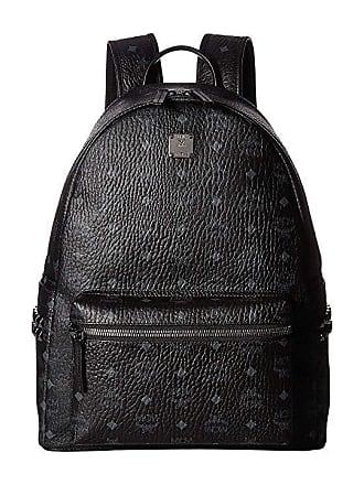 73016f017b5c MCM Stark Side Stud Medium Backpack (Black) Backpack Bags