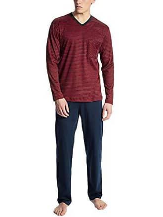 c050a2ca6c CALIDA Herren Relax Streamline 1 Zweiteiliger Schlafanzug