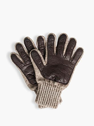 United By Blue Bison Leather Palm Gloves