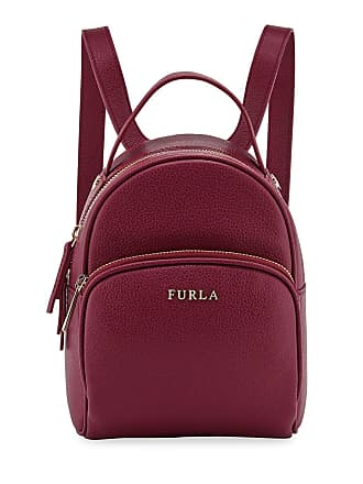 Furla Frida Mini Vitello Leather Backpack