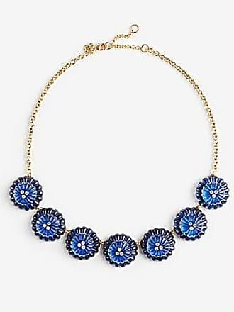 ANN TAYLOR Tiled Statement Necklace