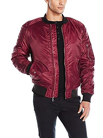 d1bd0f86d30 WT02 Mens Bomber Ma-1 Flight Jacket with Utility Zippered Pocket On Sleeve