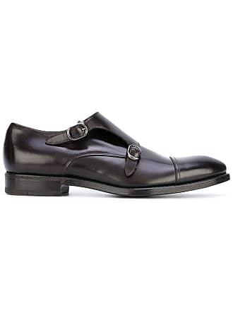 Henderson Baracco Sapato oxford de couro - Marrom