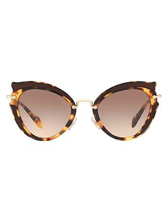 dcb974d282472 Óculos De Sol Miu Miu Eyewear® para Feminino   Stylight