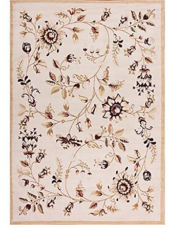 Well Woven 85814 Sunflower Fields Traditional Area Rug, 33 x 5, Gold