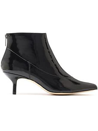 Halston Heritage Halston Heritage Woman Tiana Suede Ankle Boots Black Size 7.5