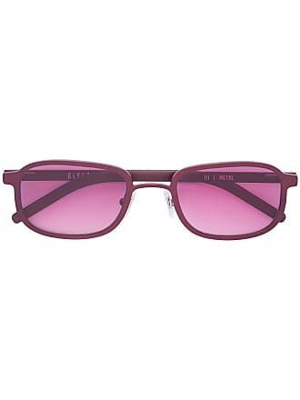 6e07ec56a4a3 BLYSZAK red Steel frame III sunglasses with smoke lens