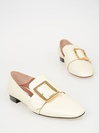 Bally Leather JANELLE Loafers size 9,5