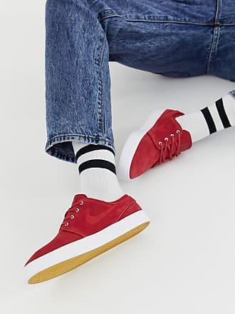 hot sale online f19fd 896e4 Nike Zoom - Stefan Janoski - Rouge - Rouge