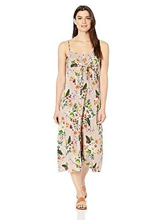 a0ccc3d285d19 Body Glove Womens Ariana Rayon Cover Up Dress, Floral Print, X-Large