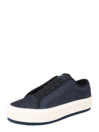 f1721d88d12844 G-Star Sneaker Strett Denim Lace Up dunkelblau