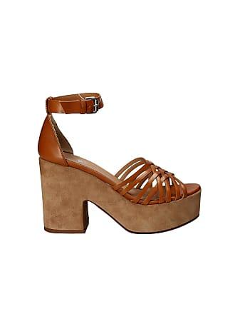 081e3884f51f Janet Sport Janet   sport 41850 High Heeled Sandals Women Brown 40