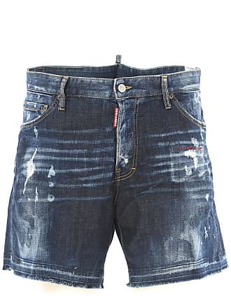 Dsquared2 Pantaloncini Shorts Uomo On Sale in Outlet 55f0af8e24ed
