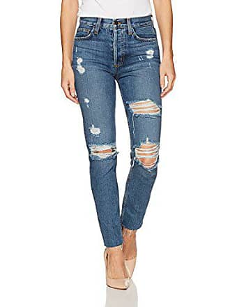 Siwy Womens Gaby High-Waisted Skinny Jeans in Morning Train, 24