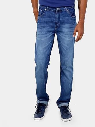 66d221956b6 Lacoste Calça Jeans Lacoste Slim Fit Lavado Masculina - Masculino