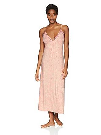 Maidenform Womens Rococo Affairs Lace Trim Maxi, Peach Roses, Small