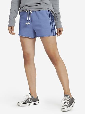 Life is good Womens LIG Stripes Simply True Shorts XXL Vintage Blue