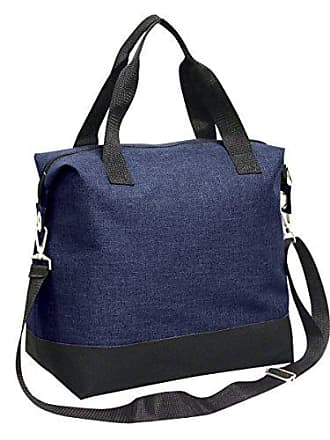 fe0b04630c37 Dark Blue Tote Bags  Shop up to −50%   Stylight