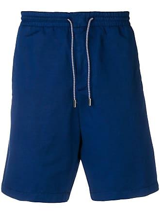 Ermenegildo Zegna drawstring shorts - Blue