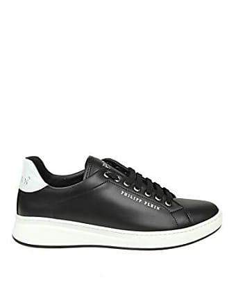 Philipp Plein Herren Msc1696ple075n0201 Schwarz Leder Sneakers. Philipp  Plein 75826badd1
