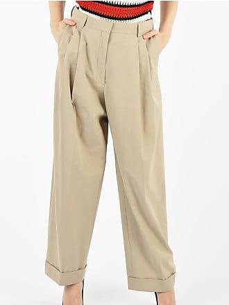Dries Van Noten High Waist Pants with Pinces Größe 44