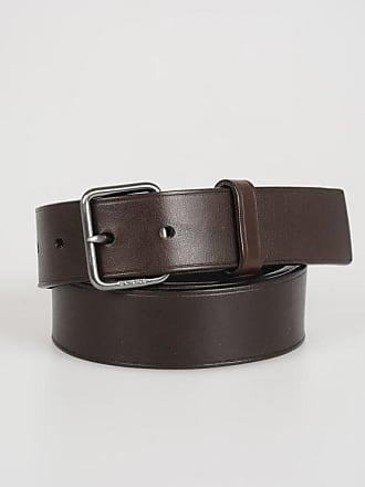 Jil Sander 35mm Leather Belt size 90