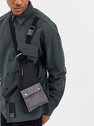 7X SVNX underarm harness belt-Black