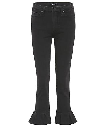 Paige Rafaela - Joannie raw hem cropped jeans
