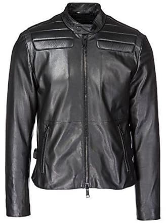 2a032d2df Emporio Armani® Leather Jackets − Sale: up to −67% | Stylight