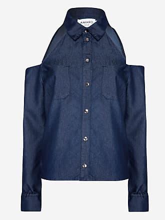 28f534793c Blusas Jeans  Compre 58 marcas com até −80%