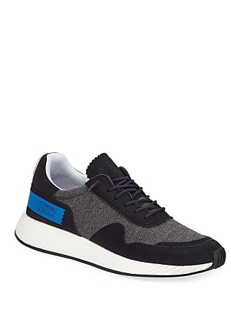 Ermenegildo Zegna Mens Piuma TechMerino Virgin Wool Trainer Sneakers