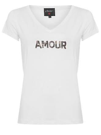 J. Chermann T-shirt Amour J.Chermann - Branco