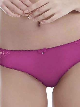 Wacoal Lingerie Chrystalle Brief/Knickers Morello Cherry 119005 XL