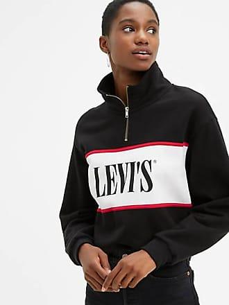 Levi's Logo SweatShirt Noir / Mineral Black
