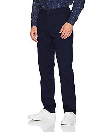 c8bbcd20bf5f Lyle   Scott Chino-Pantalones Hombre Azul Azul (Marino) W32 L30