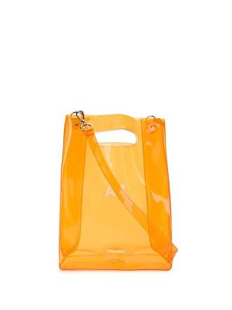 Nana-Nana A4 shoulder bag - Laranja