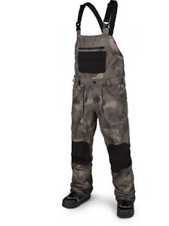 Volcom Mens Roan Bib Overall Snow Pants