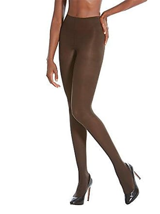 Gold Toe Womens Control Top Semi Opaque Perfect Fit Tights, 1 Pair, coffee, A/A/B