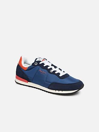 a3dbc5b7ba8284 Pepe Jeans London Tinker Basic Nylon - Sneaker für Herren   blau