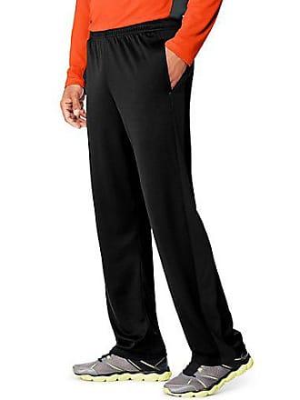 Hanes Sport3; X-Temp3; Mens Performance Training Pants with Pockets Stealth/Black 2XL