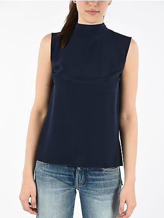Ermanno Scervino Silk Top with Bow size 42