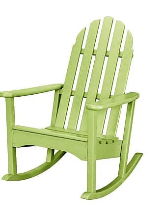 POLYWOOD Outdoor POLYWOOD Classic Adirondack Rocking Chair - ADRC100AR