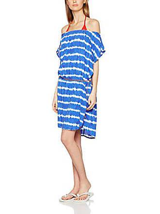 a725179fb01 Watercult Damen Strandkleid Kleid Tie-Dye Tribe