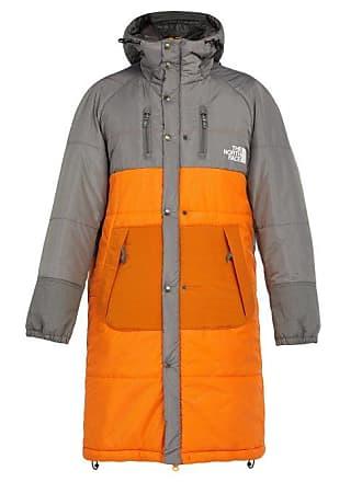Junya Watanabe X The North Face Sleeping Bag Padded Coat - Mens - Grey