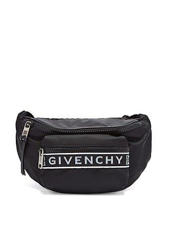 01e937ecf02 Givenchy Sac ceinture en nylon à jacquard logo
