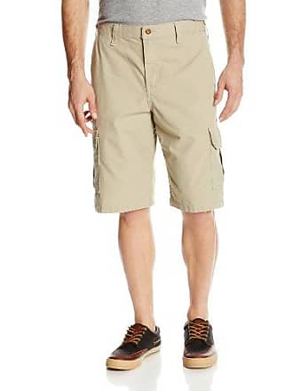 Dickies Mens 11 Inch Lightweight Duck Cargo Short, Desert Sand, 36