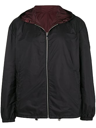 Prada zipped lightweight jacket - Black