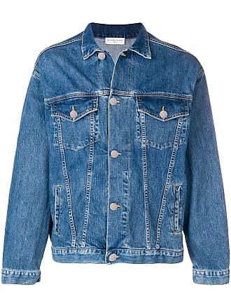 Ih Nom Uh Nit Jaqueta jeans - Azul