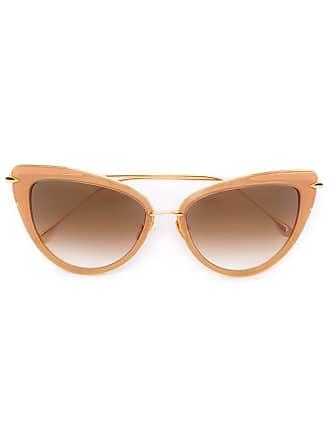 Dita Eyewear Óculos de sol Heart Breaker - Amarelo