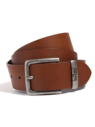 0a5ca218059 Levi s New Albert Leather Belt 34 inch Beige